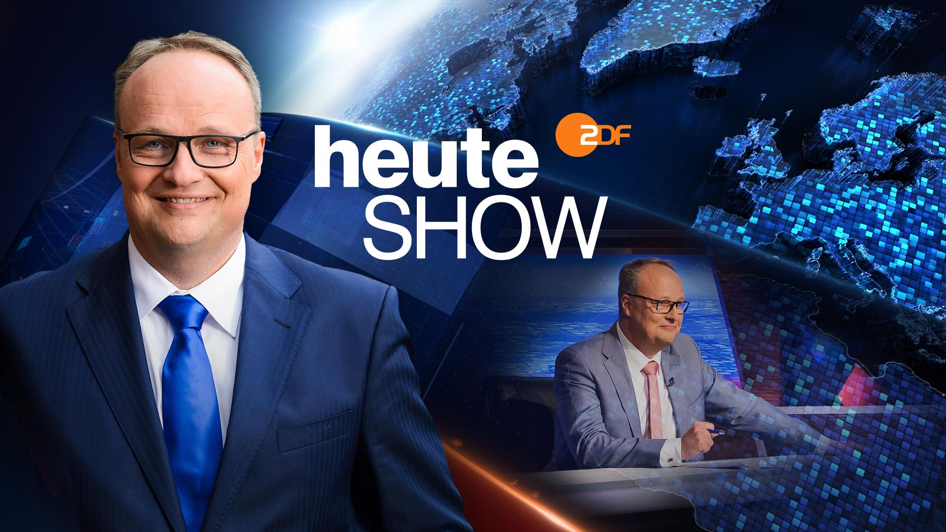 Wann kommt die ZDF Heute Show?