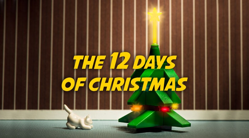 The Spinners – The 12 Days of Christmas – Weinachtslied
