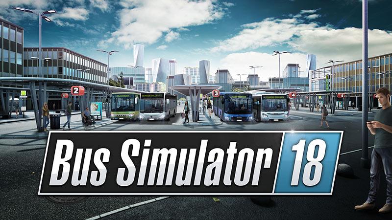 Bussimulator 18 Multiplayer