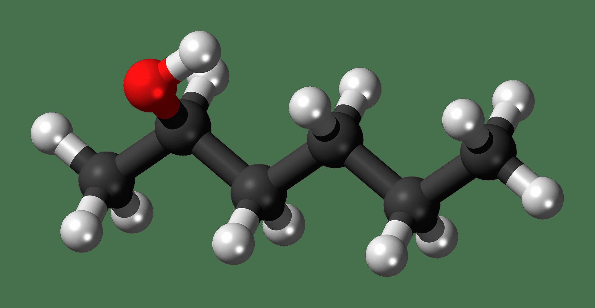 Hexanol Kohlenstoff