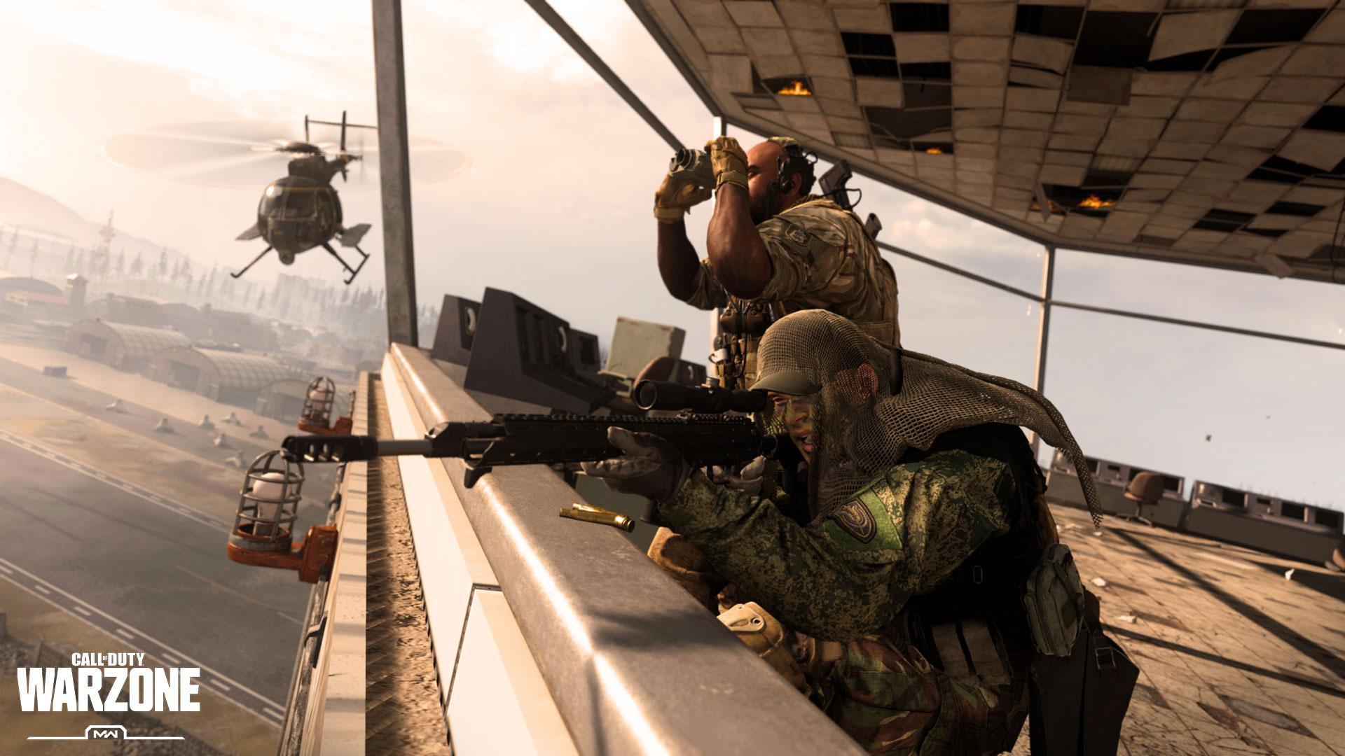 Benötigt man für Call of Duty: Warzone PS+ zum Spielen