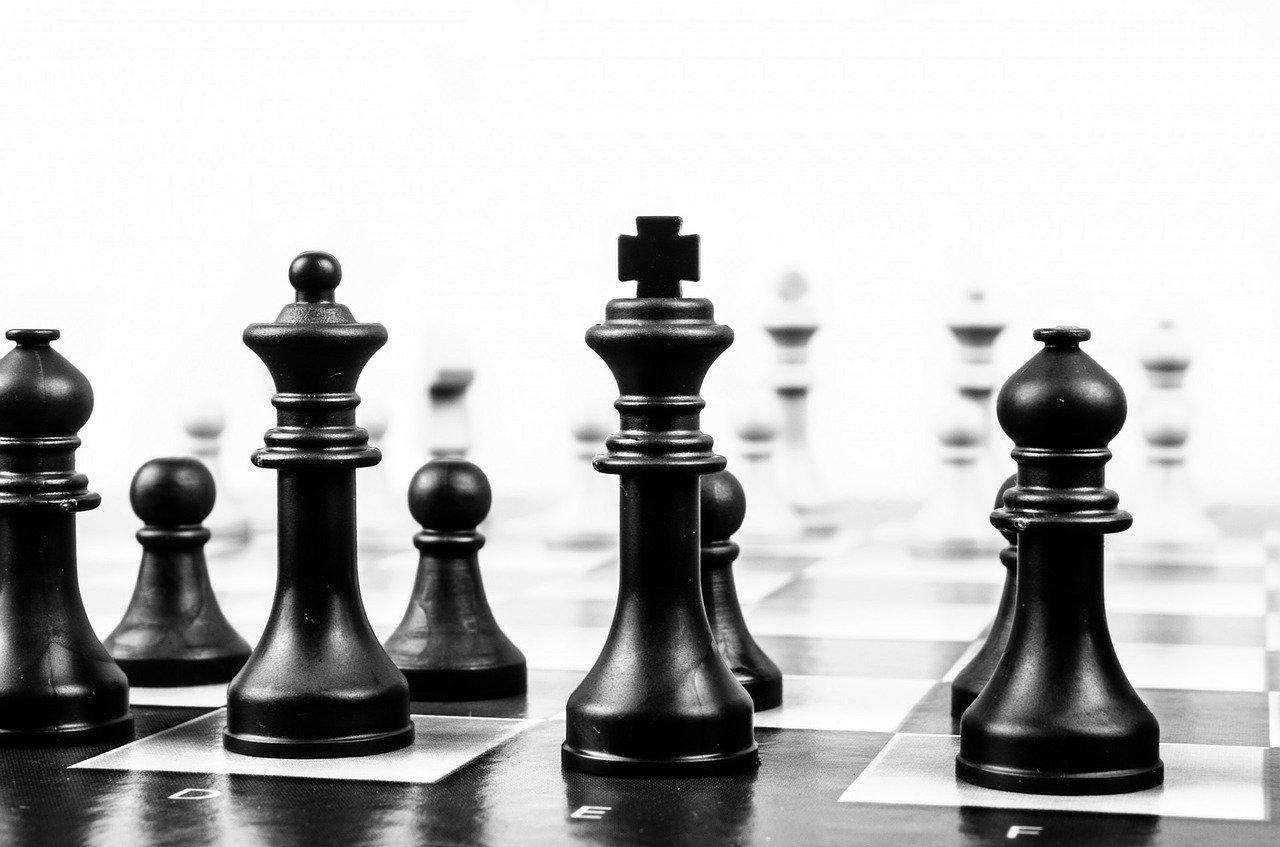 Gibt es eine Steigerung von Schachmatt?