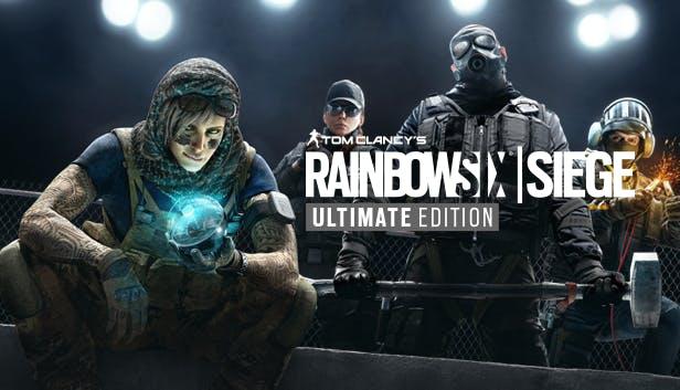 Rainbow Six Sige Upgraden