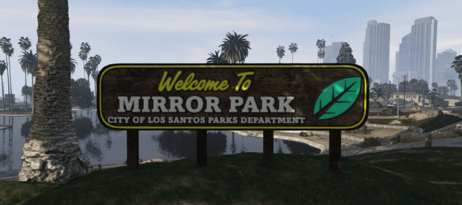 mirror park gta online