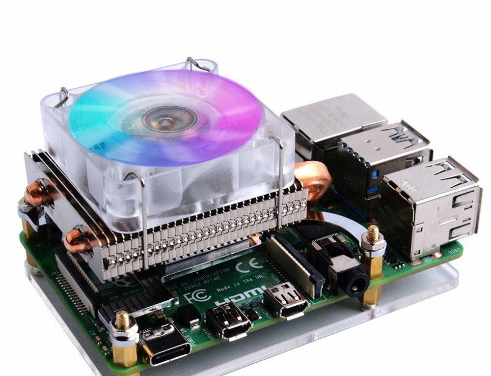 Raspberry Pi 4 Leistung verbessern - lühler