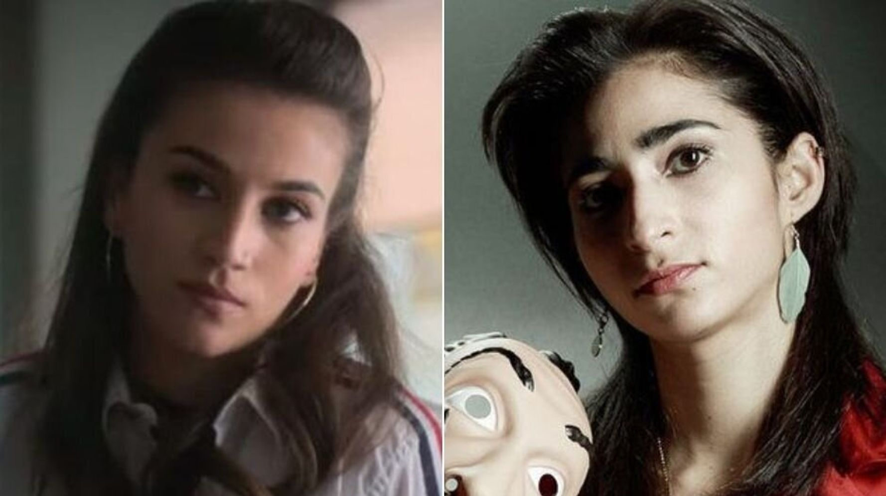 Alba Flores in Elite Netflix