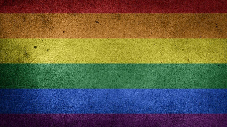 LGBT+ Flagge