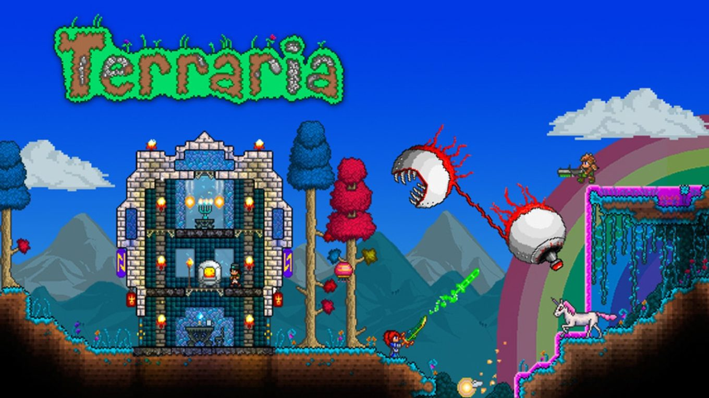 Terraria Charakter namen ändern