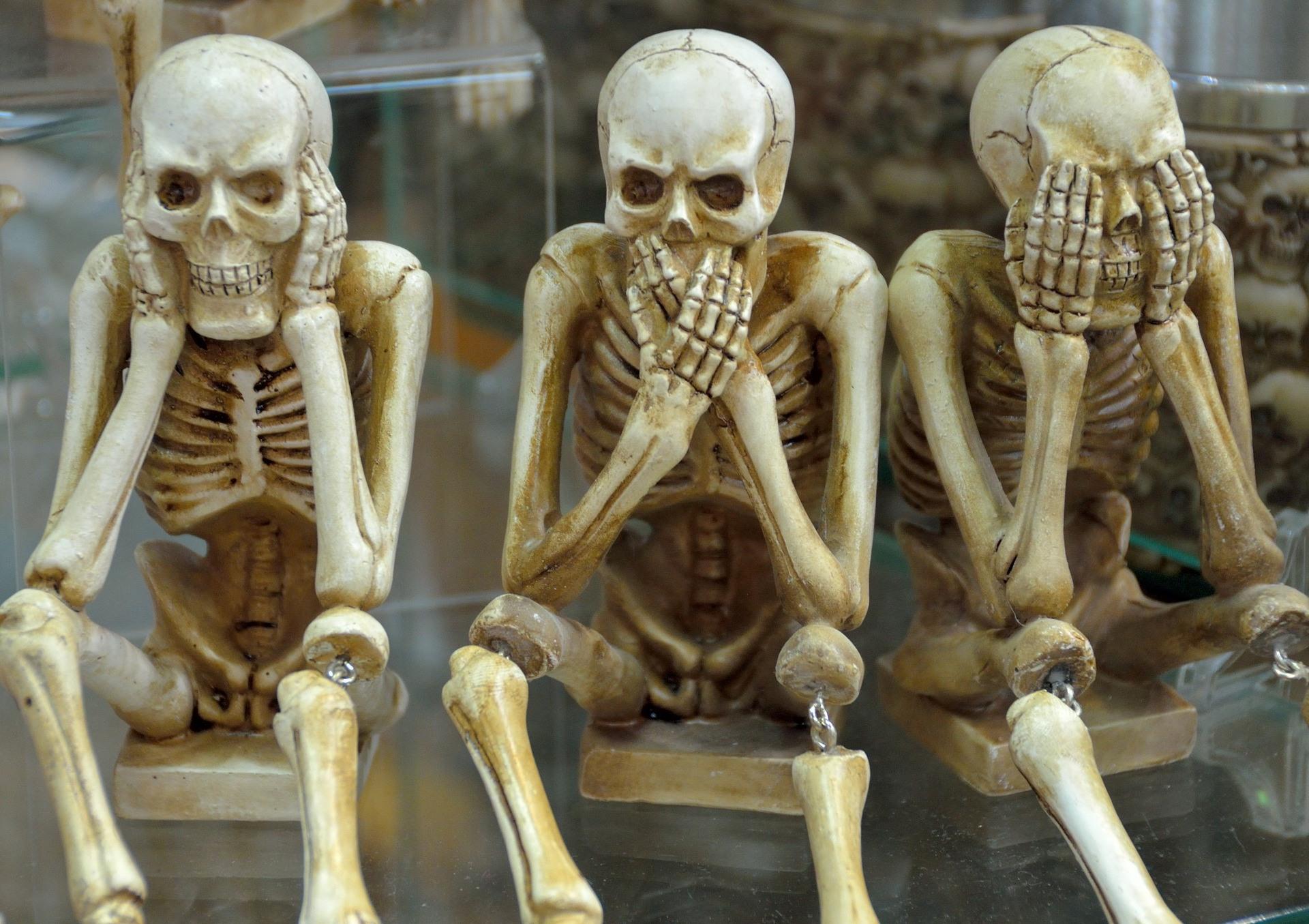 Warum können Knochen schmerzen?