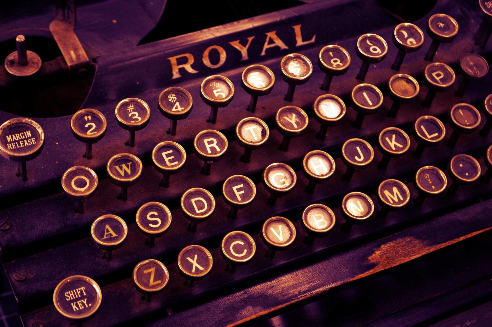Warum sind die Tasten auf der Tastatur so angeordnet?