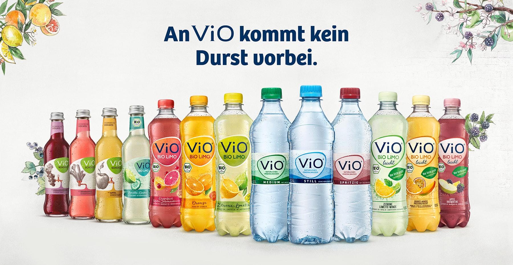 Wie heißt der Song aus der aktuellen Vio Bio Limo Werbung?