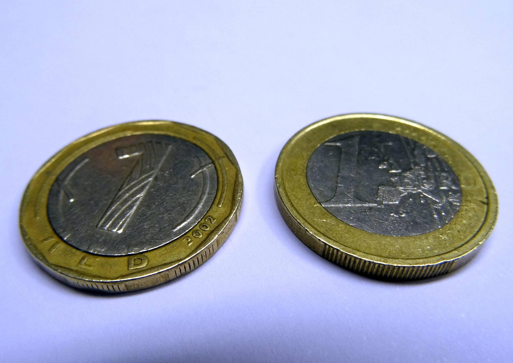 Sieht aus wie ein Euro ist aber keiner