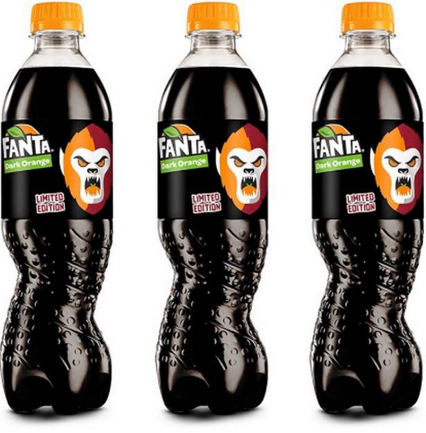 Wie heißt das Lied der Werbung von Fanta dark 2019?