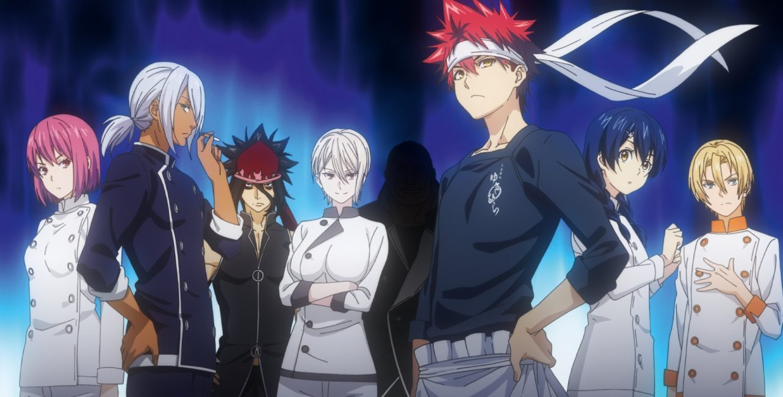 Shokugeki no Soma wann kommt die 5. Staffel