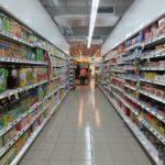 Im Supermarkt arebeiten